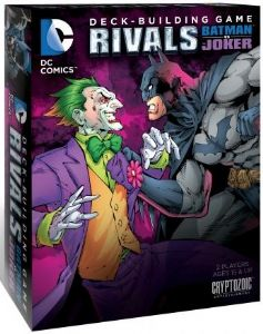 DC Comics Deck Building Game : Rivals - Batman vs Joker